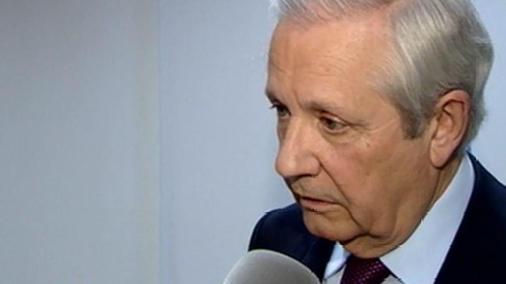"""Gómez de Liaño, de Bárcenas: """"Si comparamos sus 19 meses de prisión con los de la defensa, está mejor él que yo"""""""