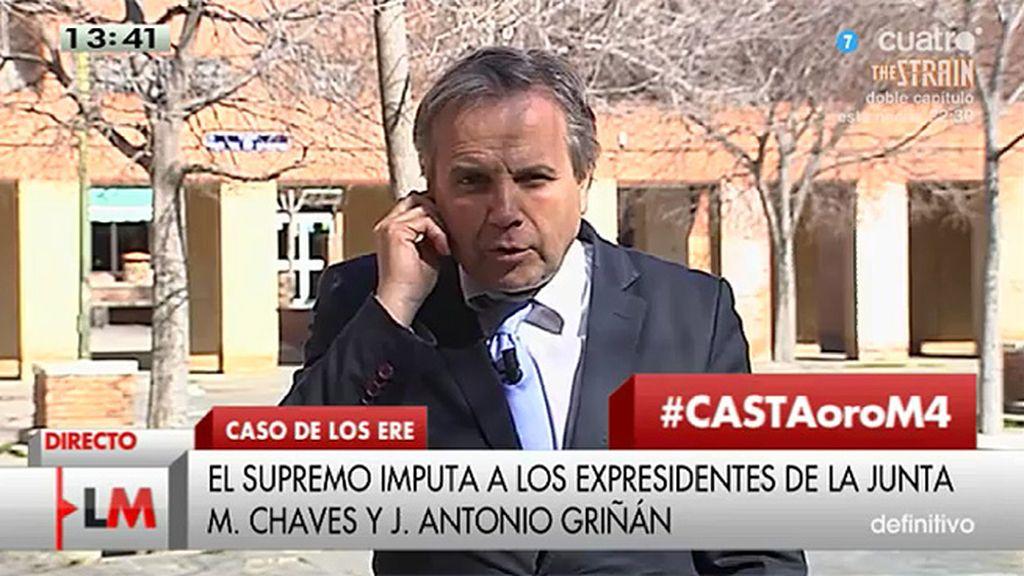 """Carmona: """"Si fuera imputado por un caso de corrupción o similar dejaría el escaño"""""""