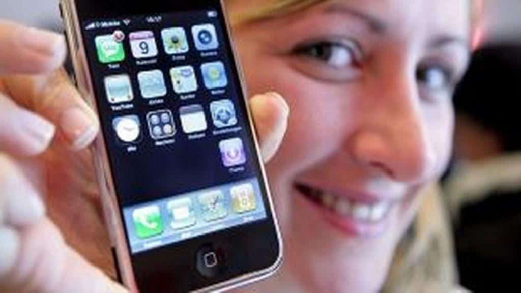 Apple, muy atractiva para los consumidores. Foto: EFE.