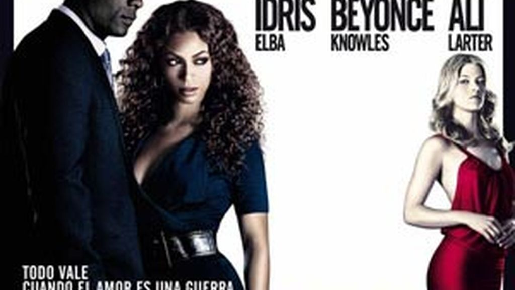 """Beyoncé vuelve al cine con el thriller """"Obsesionada"""". Vídeo: Informativos Telecinco."""