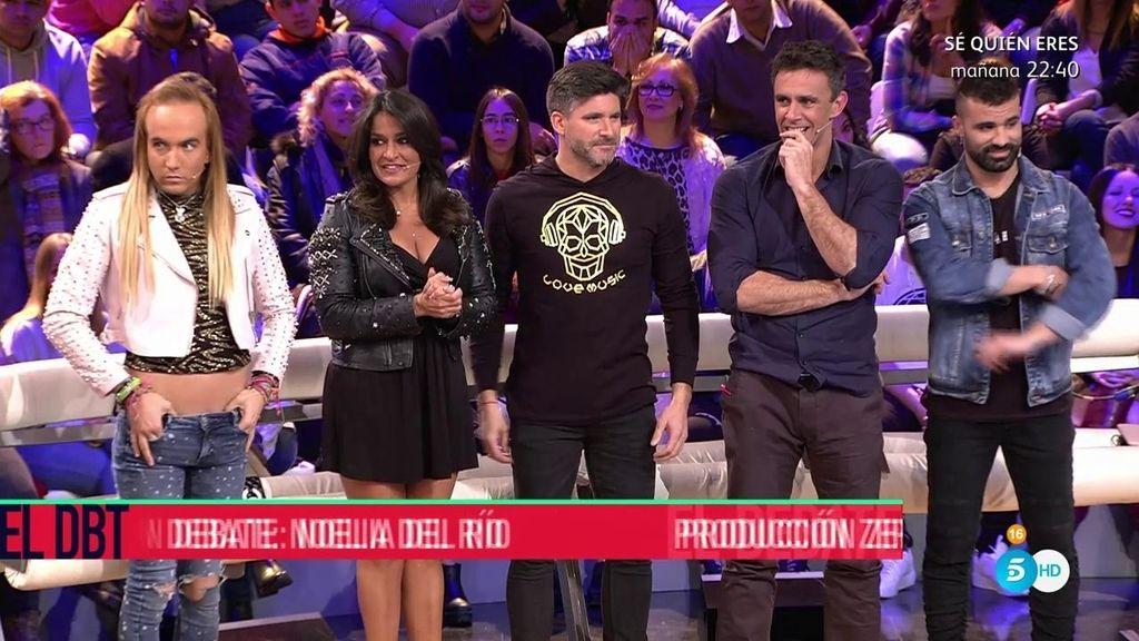 Tutto Duran apela a poder mostrarse como es realmente para la repesca de 'GH VIP'