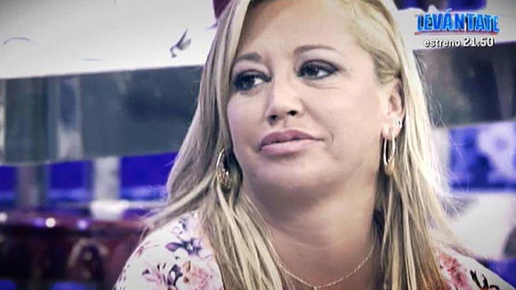 """Belén Esteban, en su blog: """"Me gustaría que echaran a Sani o Ares"""""""