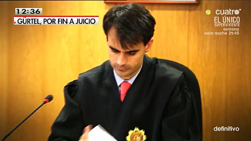 Gürtel, a juicio