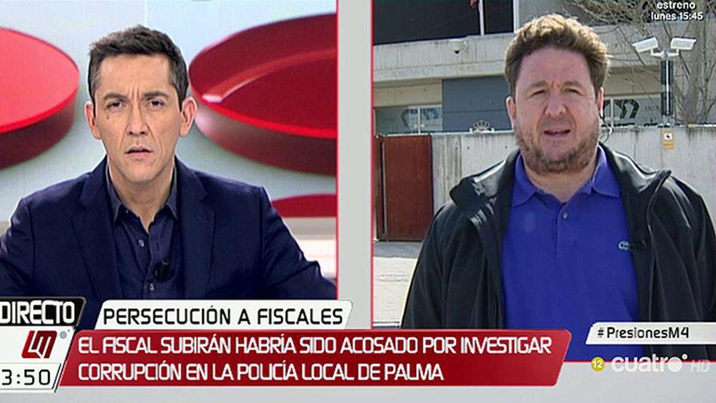 """José Luis Peñas, denunciante de Gürtel asegura que recibió amenazas: """"Provocaron un accidente a mi mujer"""""""
