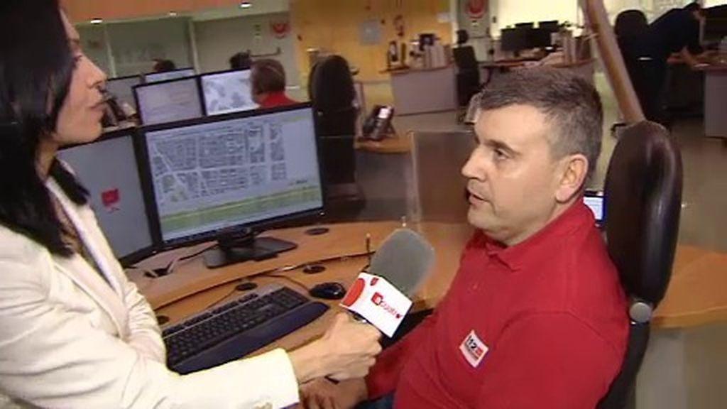 ¿Cómo trabajan en un centro de coordinación de emergencias 112?