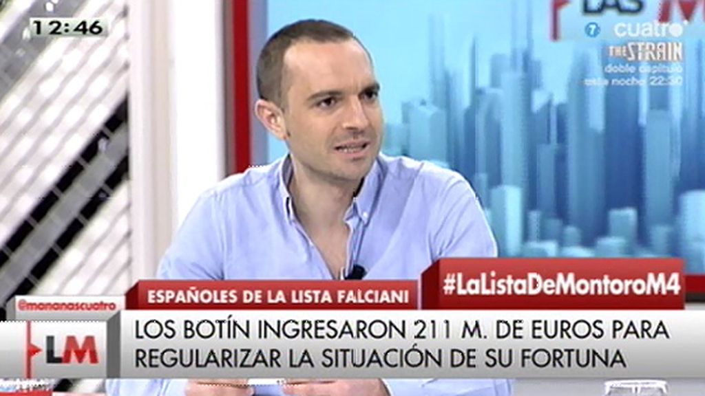 """Luis Alegre, de Montoro: """"Es escandaloso que se comporte como un delegado del PP en vez de como el ministro"""""""