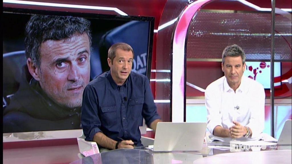 División de opiniones en el Camp Nou: así fueron los pitos a Luis Enrique