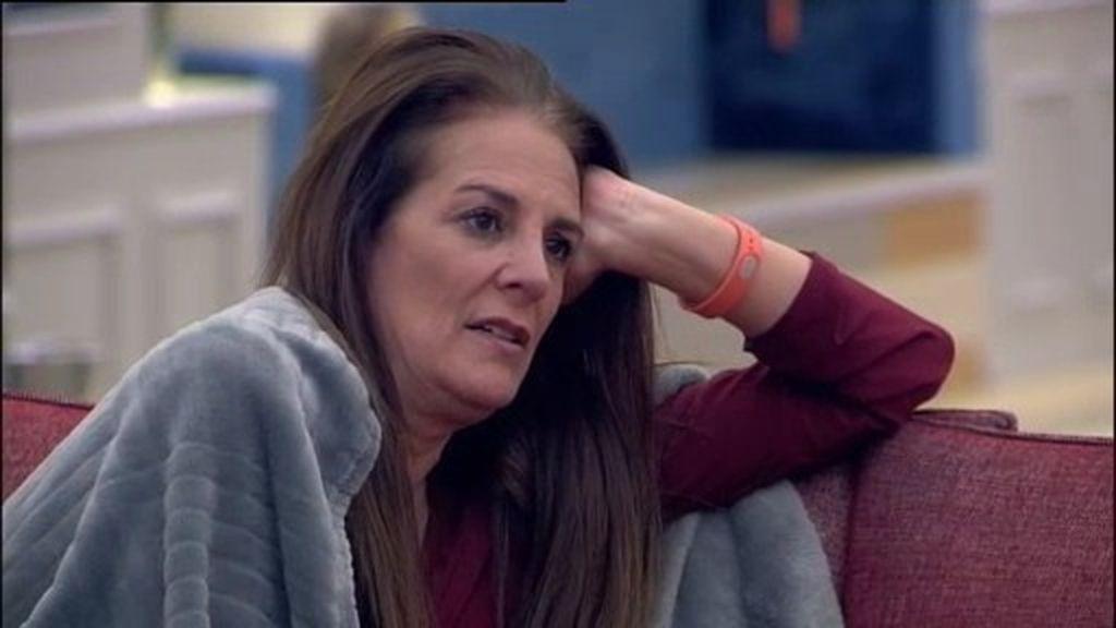Ángela sigue pensando que Coman y Belén ya son los primeros finalistas de 'GH VIP'