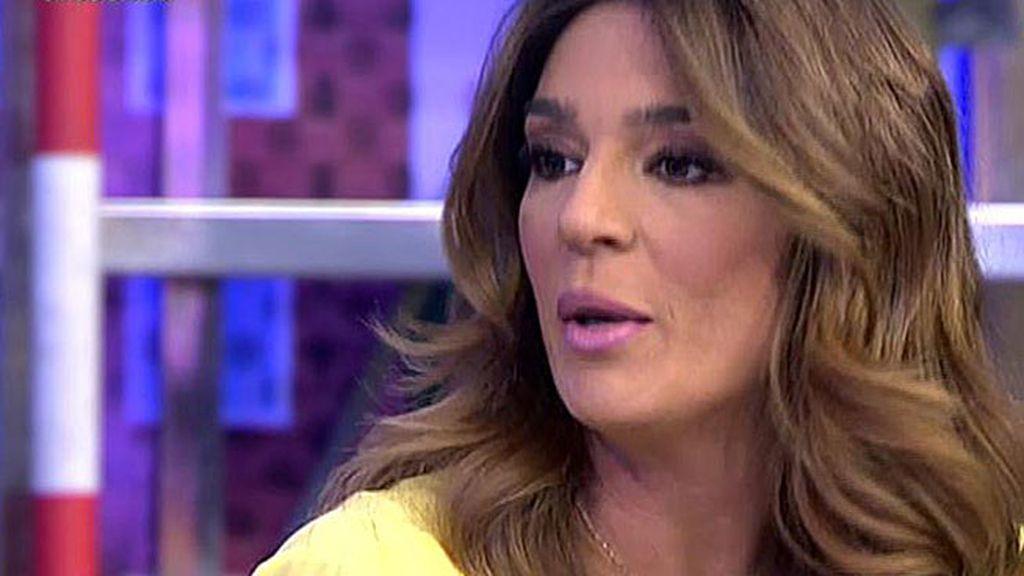 """Raquel Bollo: """"Anabel es así de divertida"""""""