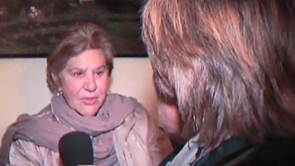 """Carmen Bazán: """"No veo mucho a Jesulín y a María José Campanario"""""""
