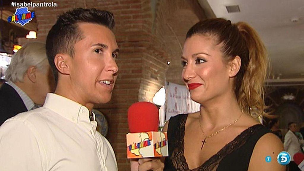 Nagore Robles confiesa que pidió dinero a su jefe para ayudar a Anabel Pantoja