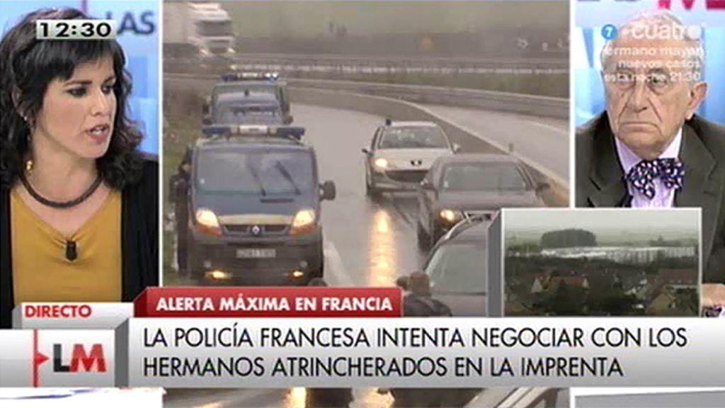 """Teresa Rodríguez (Podemos): """"El fanatismo no se corresponde con creencias, se basa en el odio al otro"""""""