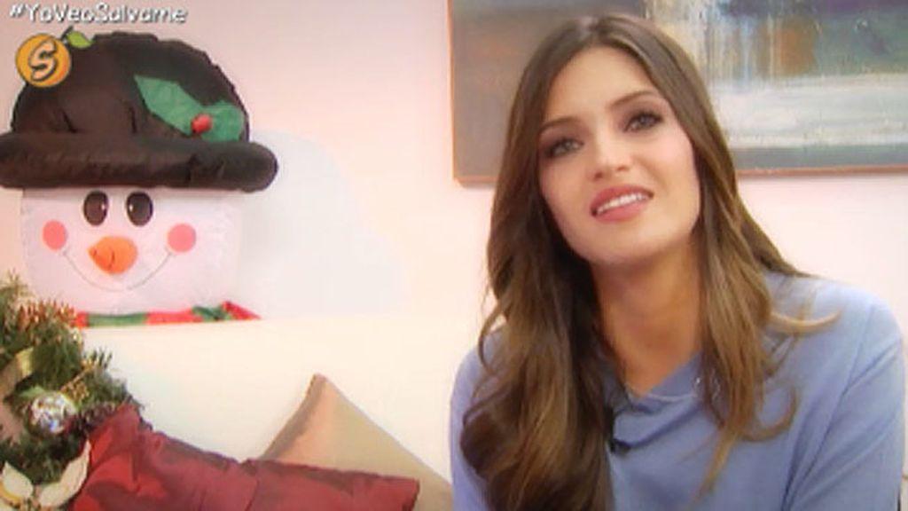"""Sara Carbonero: """"Me gustaría tener más hijos, pero no será en 2015"""""""