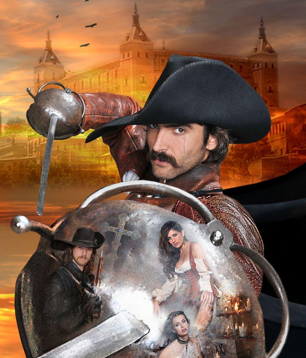 T01XC01: 'Las aventuras del capitán Alatriste'