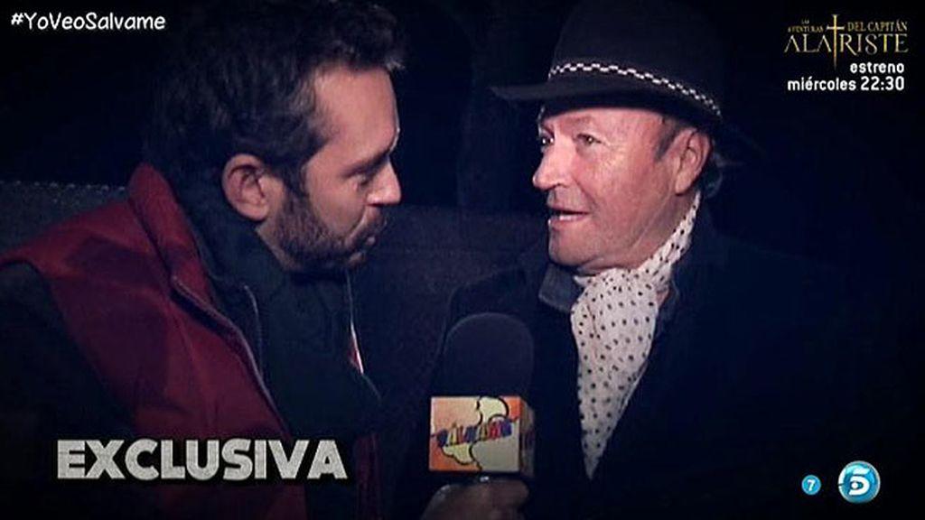 """Amador Mohedano: """"Rosa Benito es la madre de mis hijos y si puedo la ayudaré"""""""
