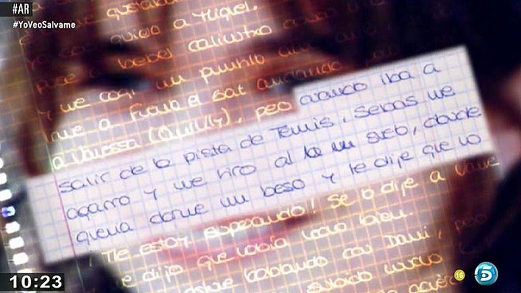 Los secretos del diario de Eva Blanco