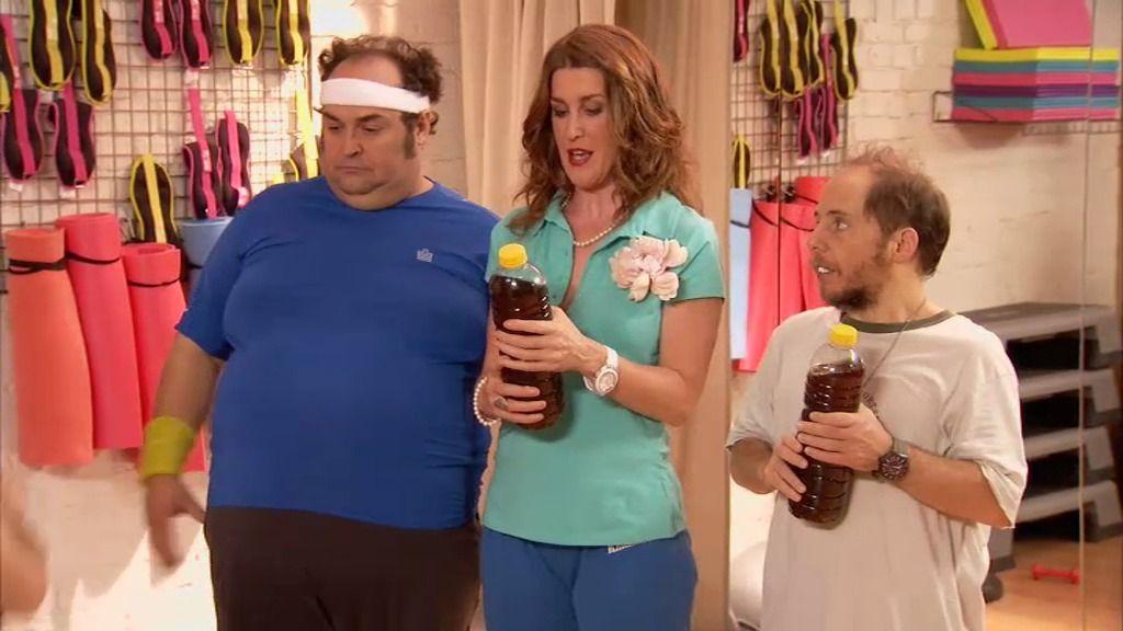 La dieta del arce llega al 'Gym Tony'