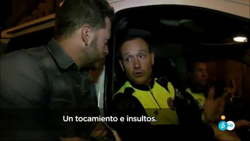 La policía, contra los abusos en San Fermín