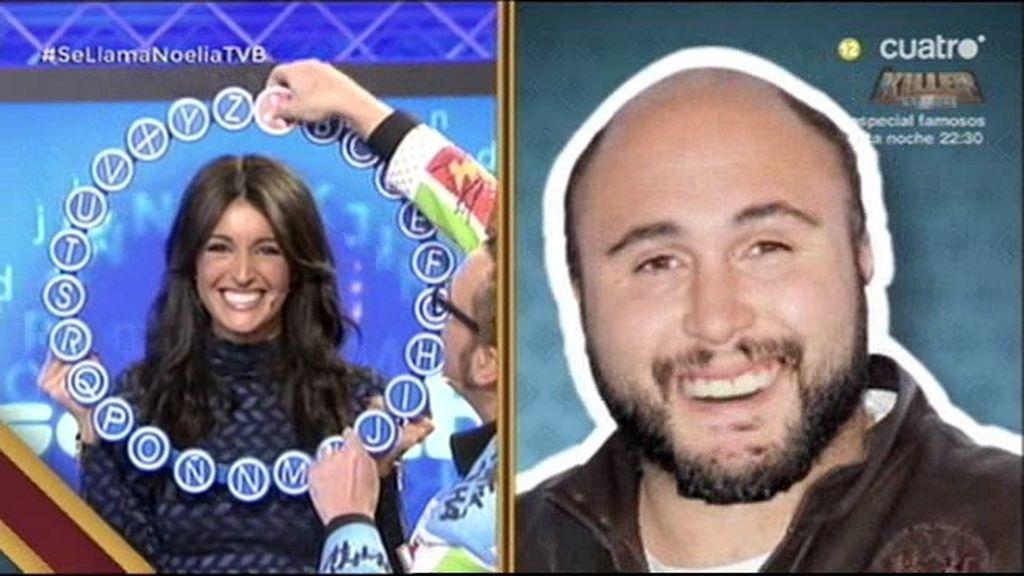 ¡Noelia López se enfrenta al 'Pasapalabro' de Kiko Rivera!