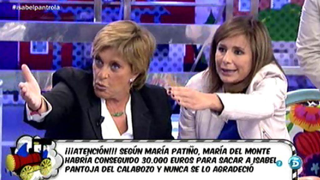 """Chelo Gª Cortés: """"Las Mellis llamaron a María del Monte para pedirle ayuda"""""""