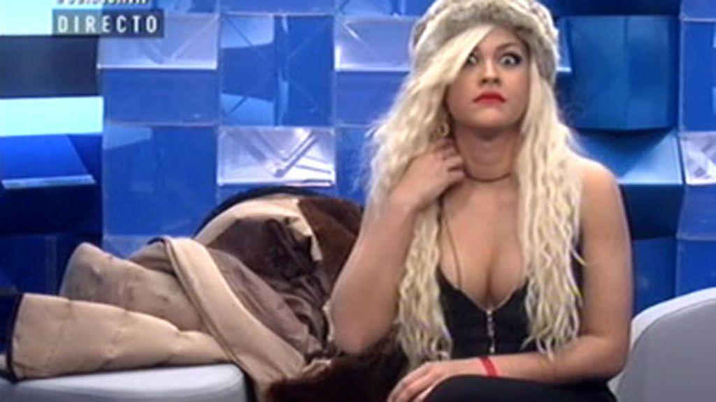 Ylenia, el oráculo de 'GH VIP'