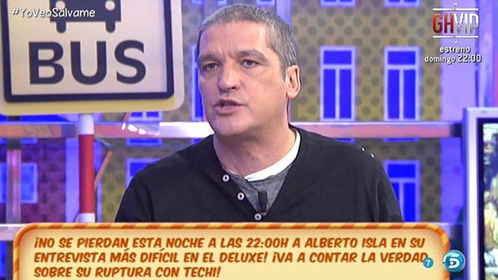 """Gustavo: """"Techi tenía miedo de Alberto"""""""