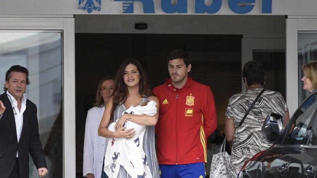 Iker está a punto de viajar con 'La Roja'