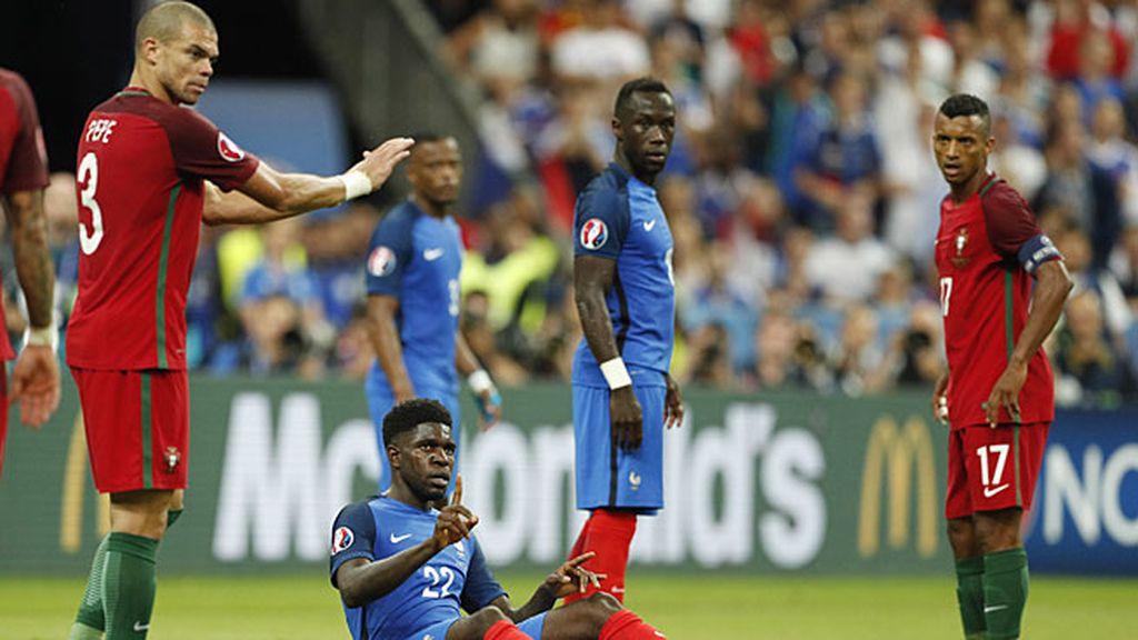 Portugal-Francia, la final de la Eurocopa 2016 íntegra y a la carta