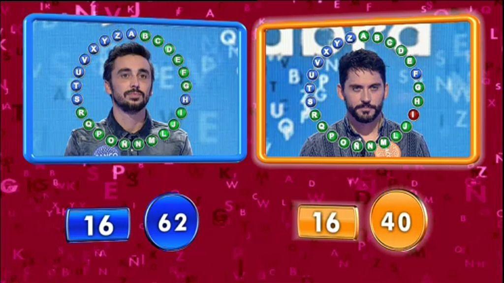 El rosco de Canco y Paco León