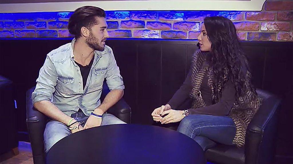 Cita Samira y Pietro (07/01/2015)