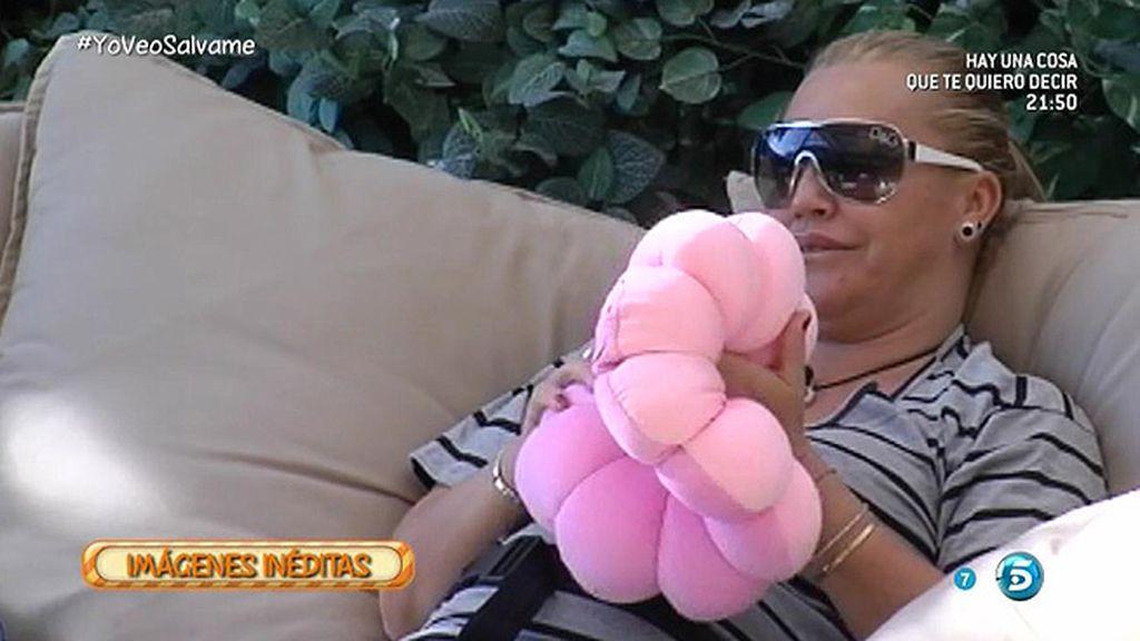 """Belén se emociona en 'GH VIP': """"Cuando Miguel apareció, me cambió la vida"""""""