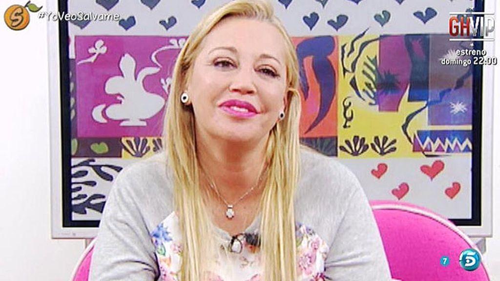 """Belén Esteban, sobre 'GH VIP': """"Me fastidiaría ser la primera expulsada"""""""