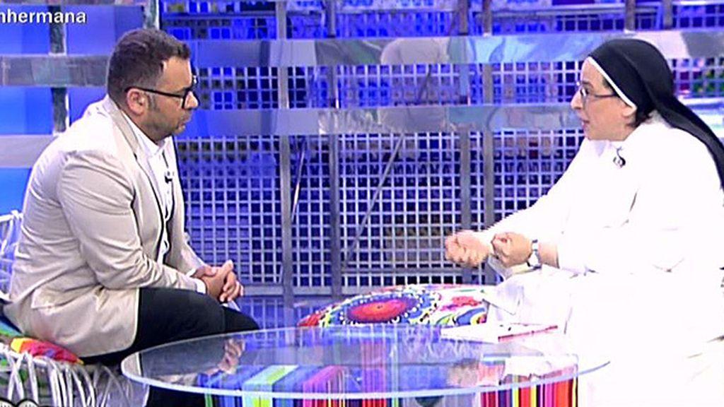 """Sor Lucía Caram: """"Si no nos movilizamos no vamos a conseguir nada"""""""