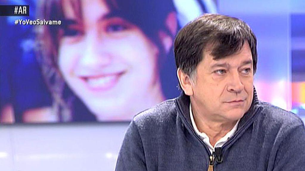 """Manuel, padre de E. Blanco: """"La Guardia Civil no tira la toalla y nosotros tampoco"""""""