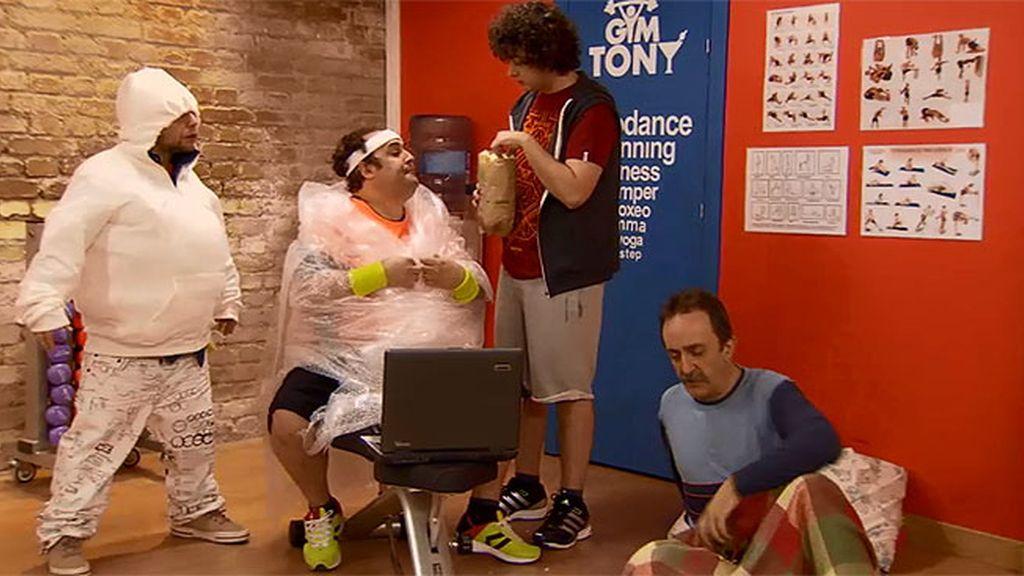 Operación bikini en el 'Gym Tony': ¿Cómo perder peso sin hacer ejercicio?