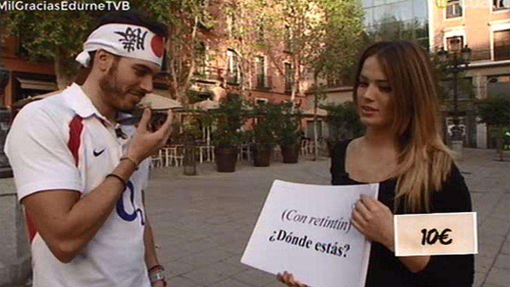 Kamikaze extremo: 'Mi novia me engaña'