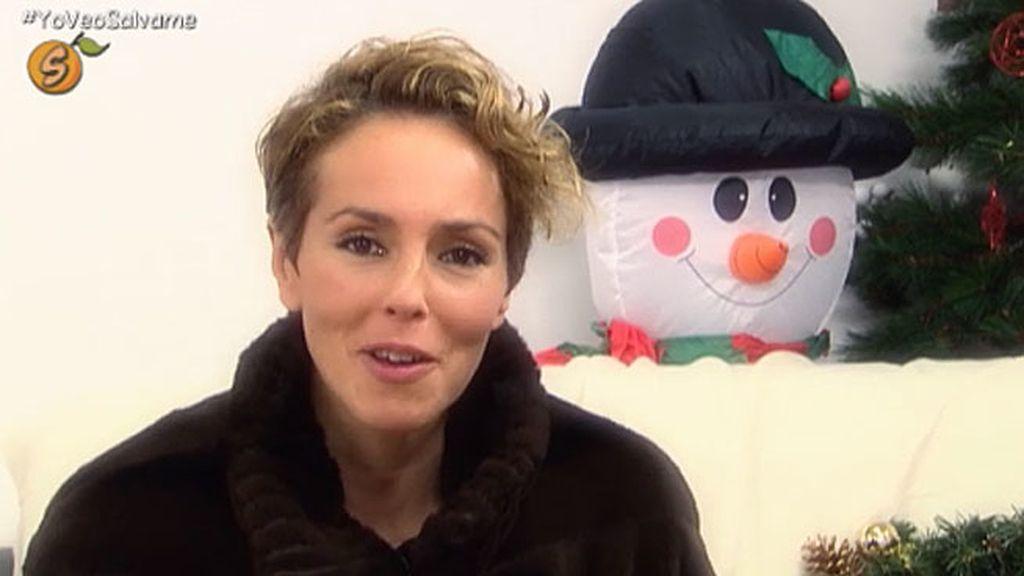 "Rocío Carrasco: ""No me gustan las Navidades, echo en falta a mis padres"""
