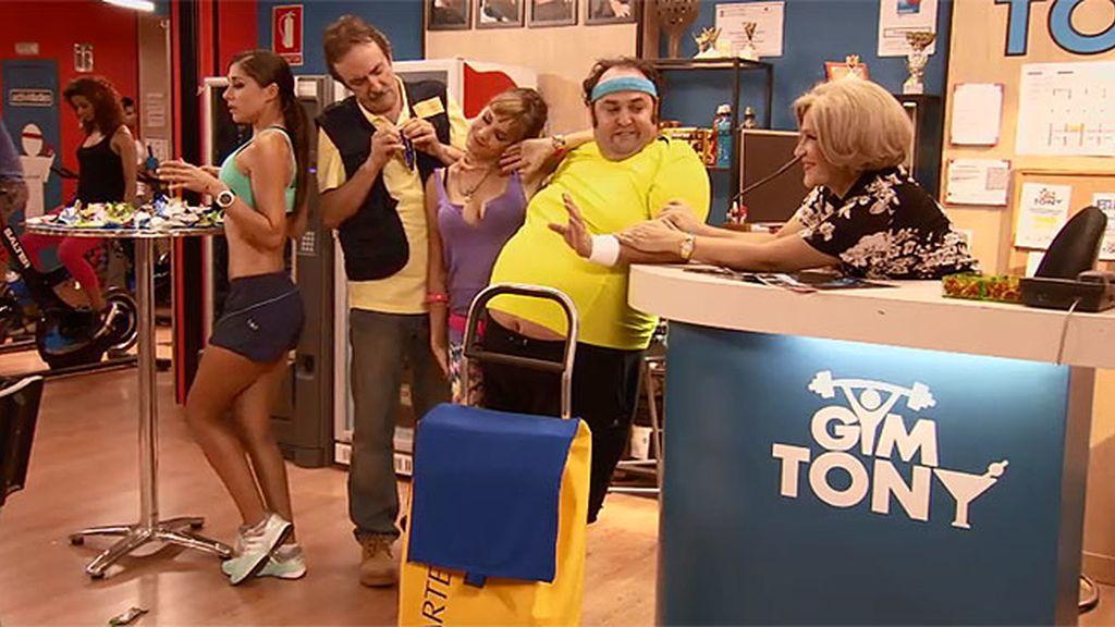 T01XC08: 'Gym Tony'