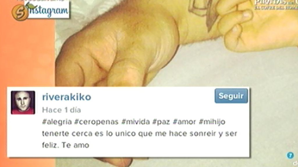 El emotivo tuit de Kiko Rivera