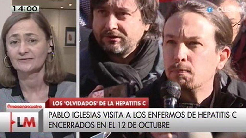 """Mª Luz Rodríguez: """"El Gobierno no puede jugar a la ruleta rusa con la salud"""""""