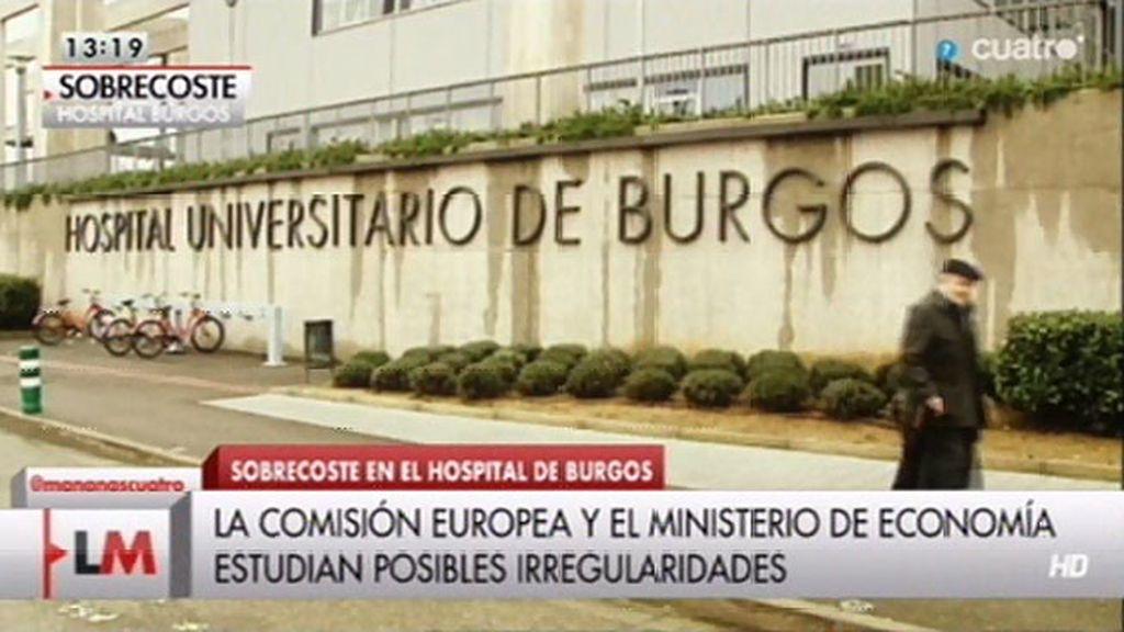¿Sobrecoste en el hospital de Burgos?