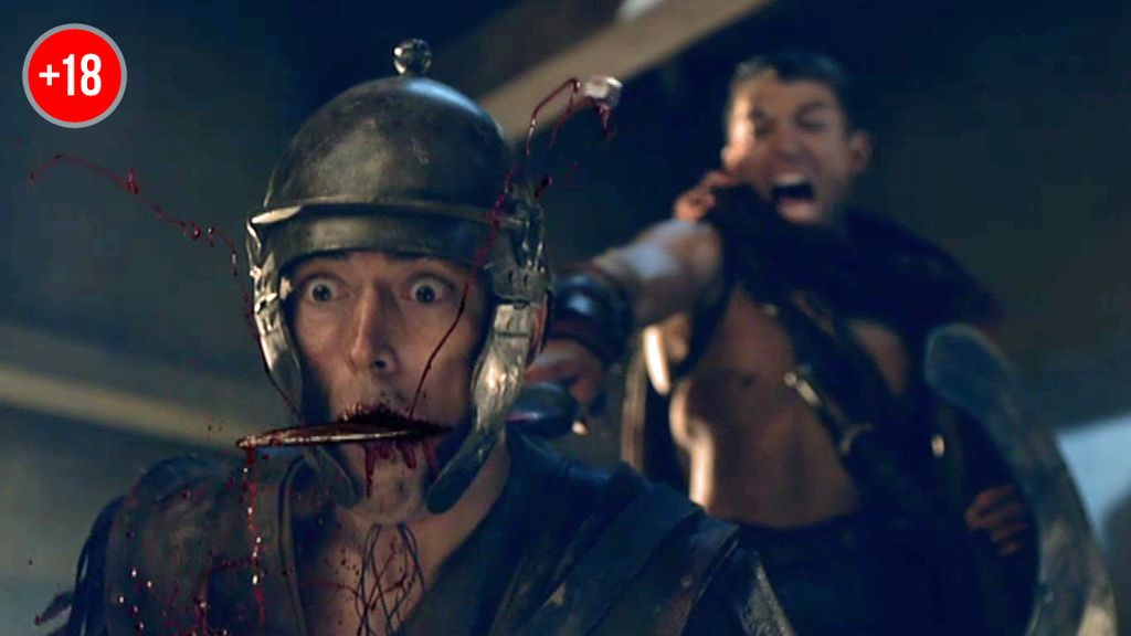 Spartacus marcha hacia el sur y agranda su leyenda