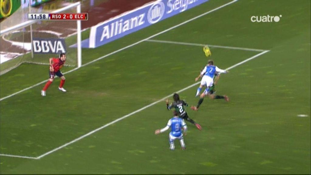 Gol de Griezmann (Real Sociedad 2-0 Elche)