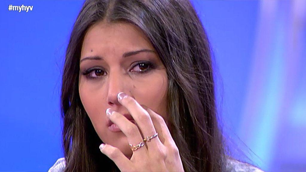 """Paula llora: """"Siempre van a por mí"""""""