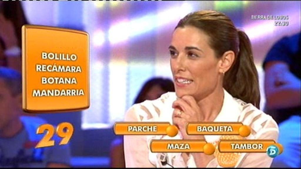 Raquel S. Silva y Boris Izaguirre, volcados en el '¿qué es qué?'