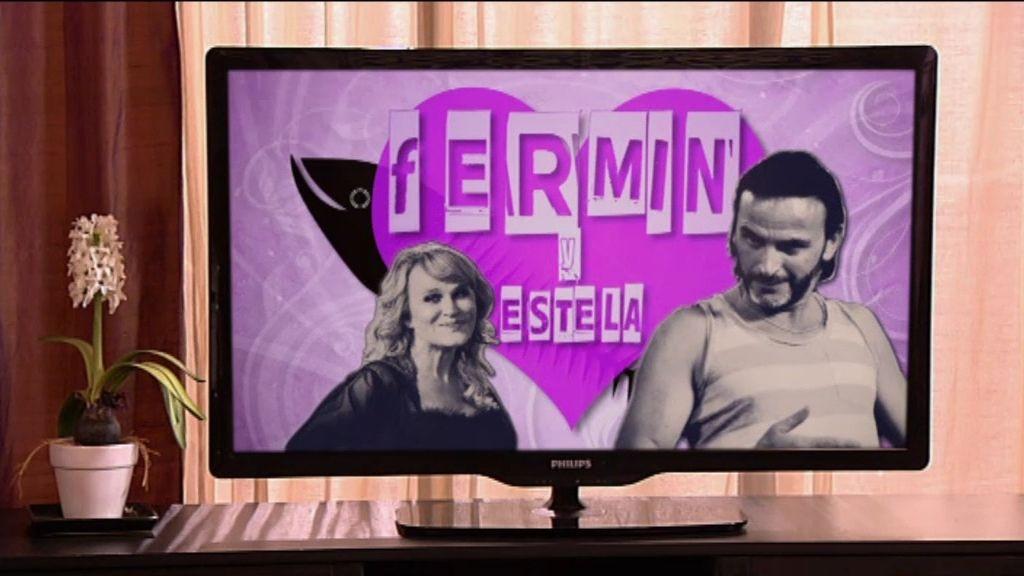 Estela y Fermín, protagonistas de un reality