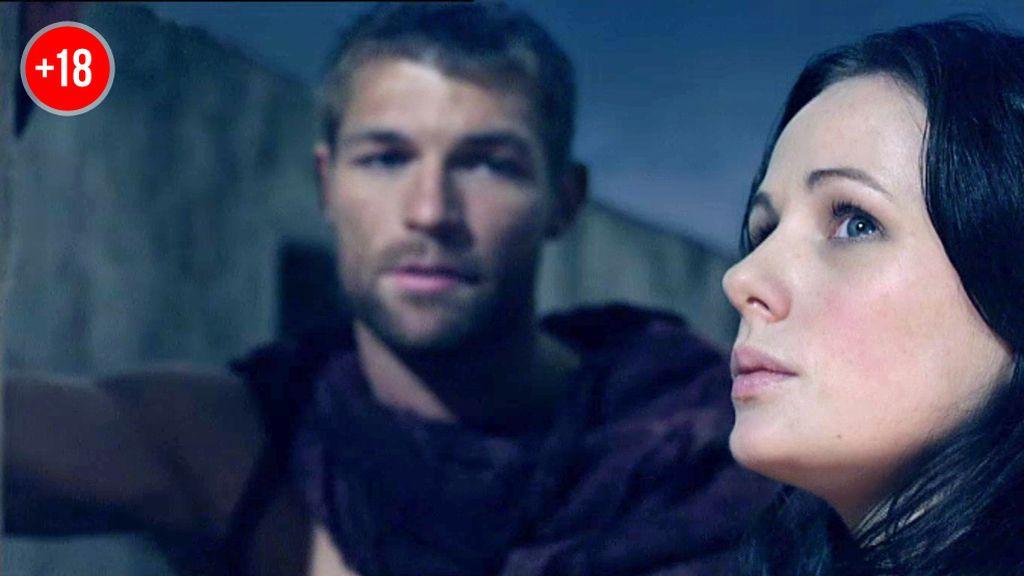 Spartacus envía a Aurelia en busca de su hijo