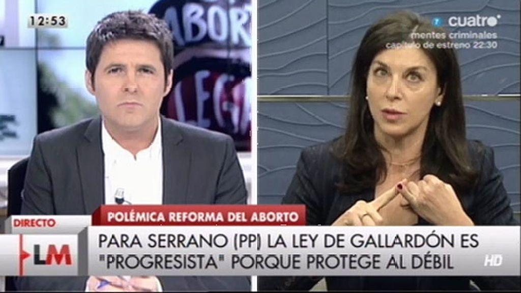 """Cintora pide respuestas a Arenales – Serrano: """"A veces, el que calla otorga"""""""