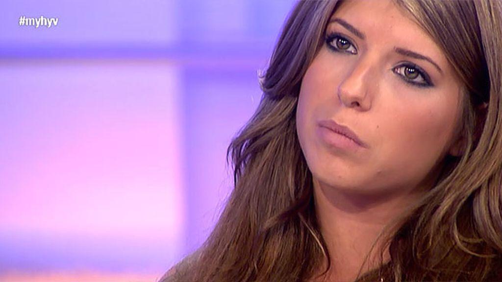"""Andrea: """"Tengo problemas familiares"""""""