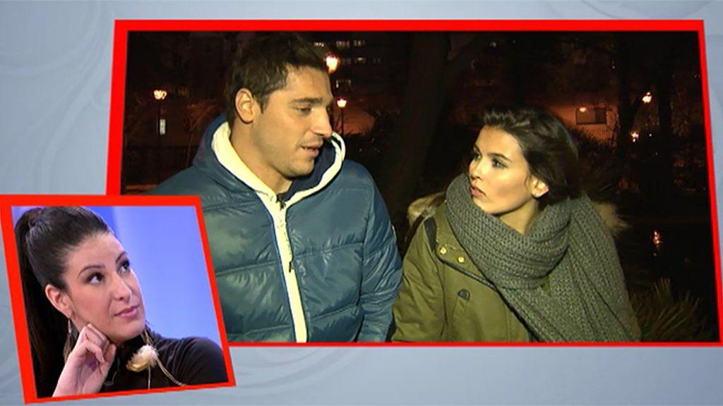 Cita Alex y Arantxa (27/01/2014)